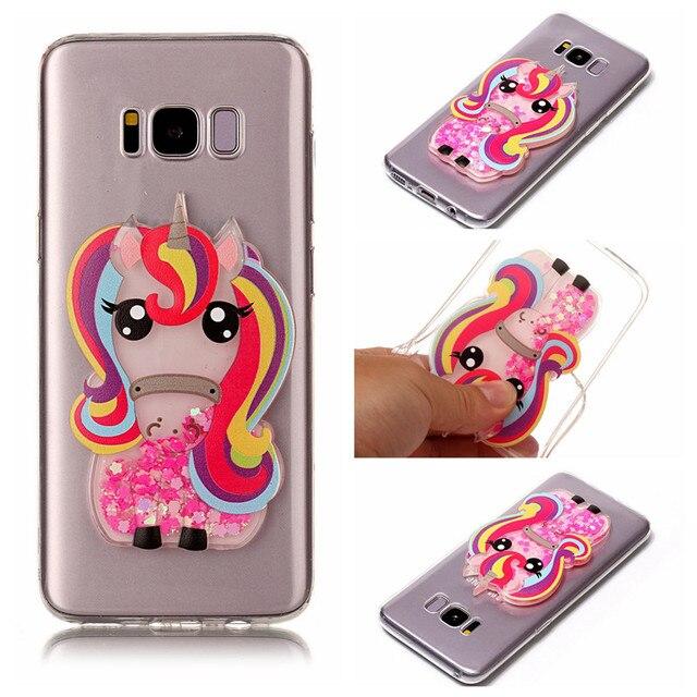 samsung galaxy s8 unicorn case