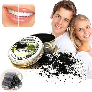 2017 Teeth Whitening Powder Bamboo Charcoal  Tooth  Organic Coconut Shell Carbon Coco Oral Hygiene