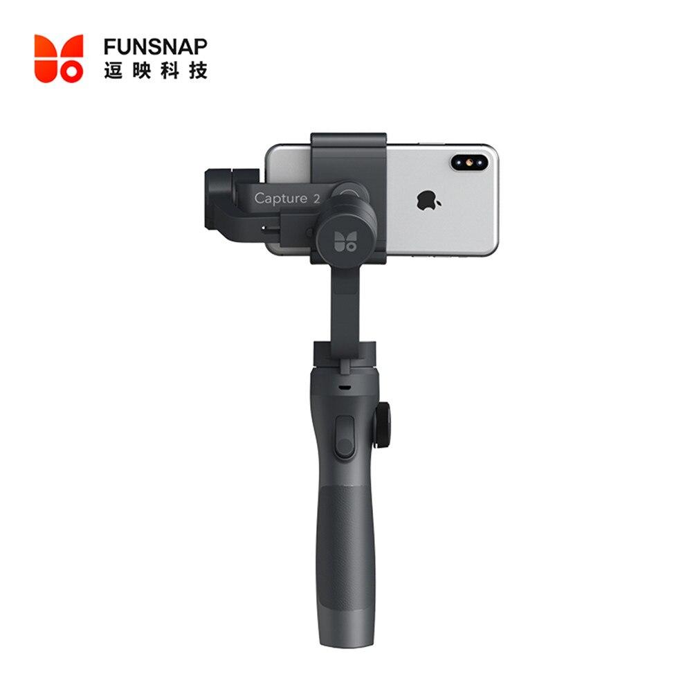DJI Osmo Mobiele 2 Stabilisator 3 Axis Handheld Gimbal voor Smartphone Gopro Camera Telefoons Xs iPhone 8 (Glad video/Zoom Controle) - 3