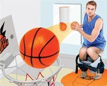 뜨거운! 재미 있은 화장실 농구 게임 가제트 - 농구 연인 남성과 여성을위한 장난 선물