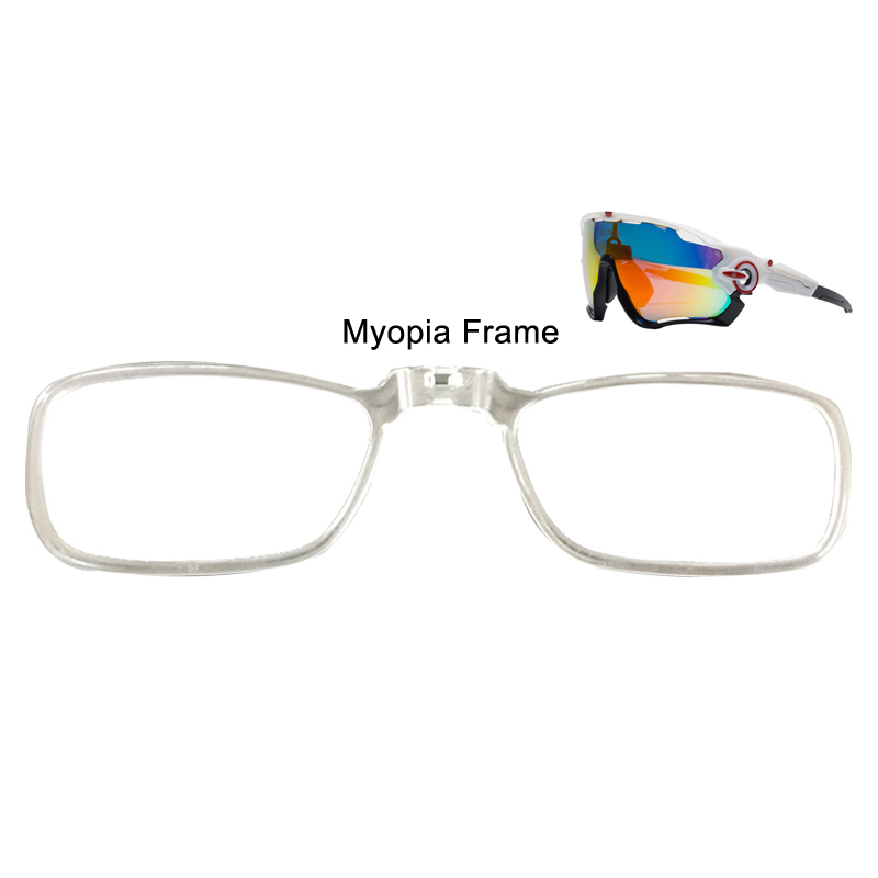 LOCLE Myopic-Lens Glasses Bike Bicycle Inner-Frame JBR title=