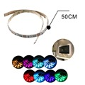 Waterproof 50cm/1.6feet Wall 15Leds 5050RGB USB Strip Light with Mini Controller for Fences, Christmas Tree, Table, Wall
