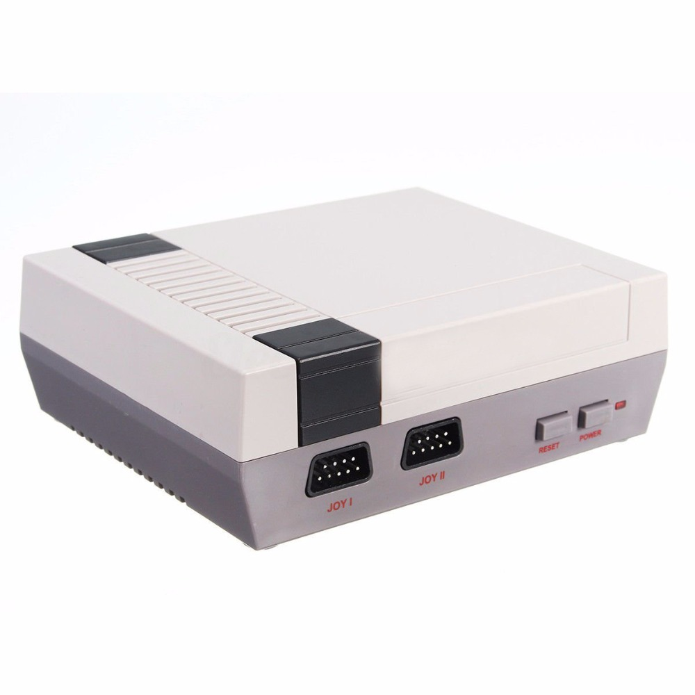 2018 NEW HDMI Out Retro Classic Mini Console 600 Different Games Buit-in Two Gamepad for kids game player ...
