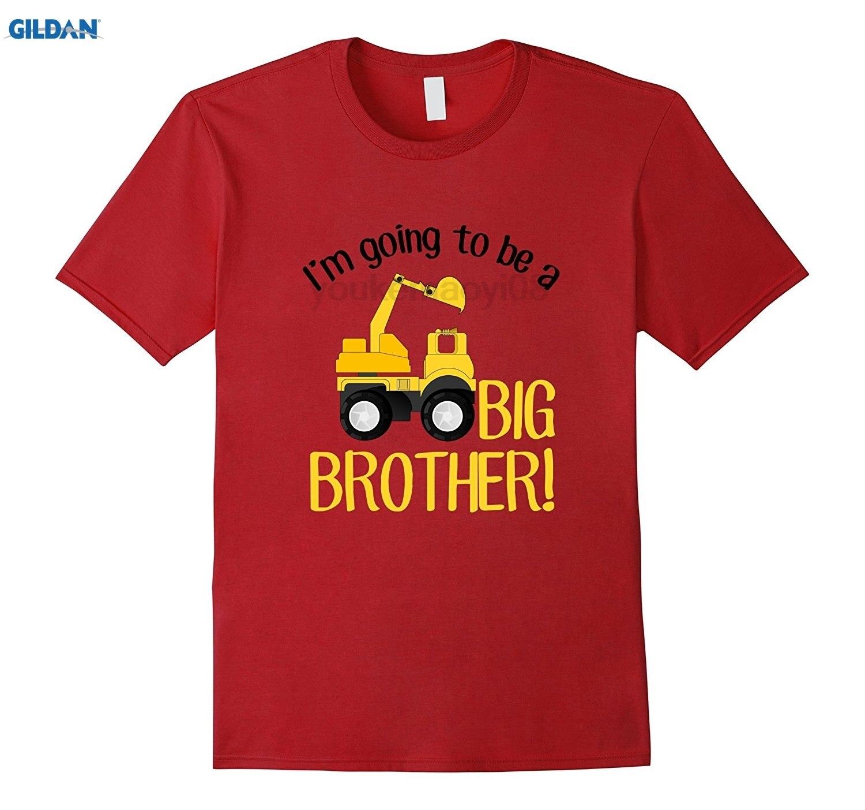 GILDAN Fun Pregnancy Announcement Shirt Big To Be