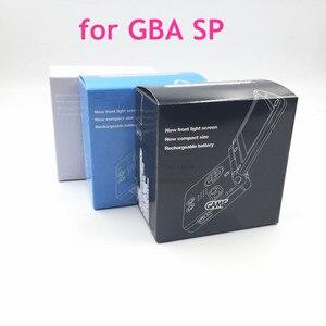 Image 2 - Cho GBA GBC GBA SP GB Dmg Tay Cầm Chơi Game Mới Quy Cách Đóng Gói Hộp Carton Cho Gameboy Advance Bao Bì Mới