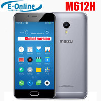 Original Meizu M5S Global Version M612H 4G LTE Cell Phone 5.2