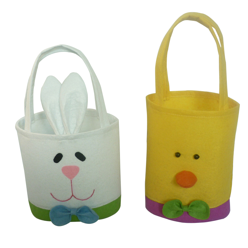 Aliexpress buy creative cute chickenrabbit shaped gift bags aliexpress buy creative cute chickenrabbit shaped gift bags easter kids candy bags spring easter decorating supplies theme party decorations from negle Image collections