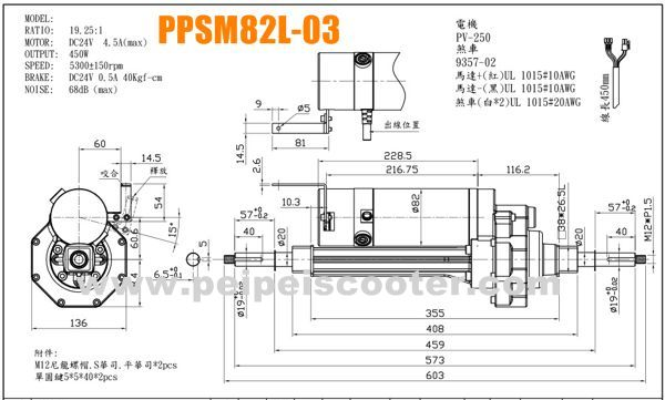PPSM82L-03
