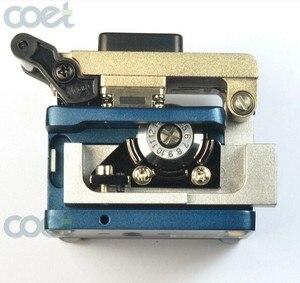 Image 5 - China OEM FC 6S Optische Faser spalter/Kabel Schneiden Werkzeug/Verwendet mit Fusion Splicer/Fiber Optic Cleaver/ cortadora De Fibra Optica
