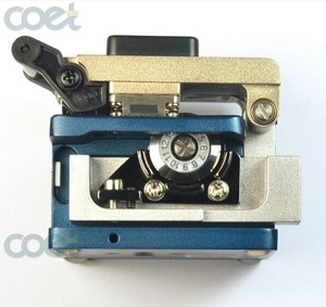 Image 5 - Chine couperet De Fiber optique doem FC 6S/outil De coupe De câble/utilisé avec lépissure De Fusion/couperet optique De Fiber/Cortadora De Fibra Optica