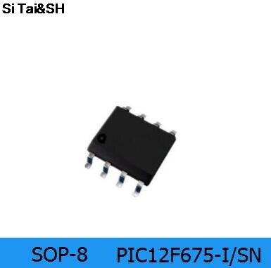 PIC12F675-I/SN PIC12F629-I/SN 12F675 12F629 СОП-8