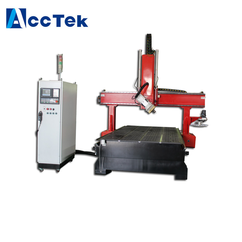 US $27500 0 |AKM 1935 EPS cnc wood carving machine , 4 axis cnc router  machine for foam mold making-in Wood Routers from Tools on Aliexpress com |