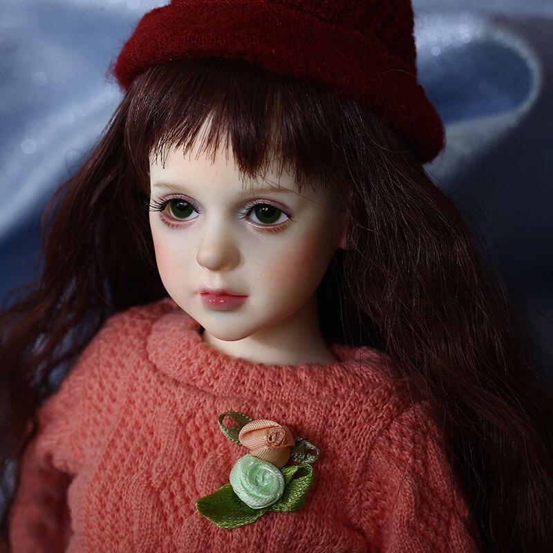 BJD Dolls Dollshe Rosa Classic 1/4 Toys for Girls Dolls Fairyland Dollmore 2