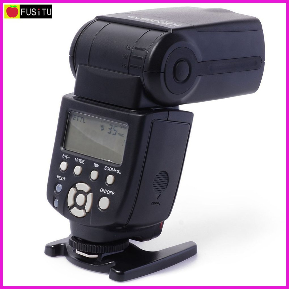 цена на YONGNUO YN-565EX II TTL Flash Speedlite With High Guide Number For Canon 6D 7D, 70D 60D, 600D XSi XTi T1i T2i T3