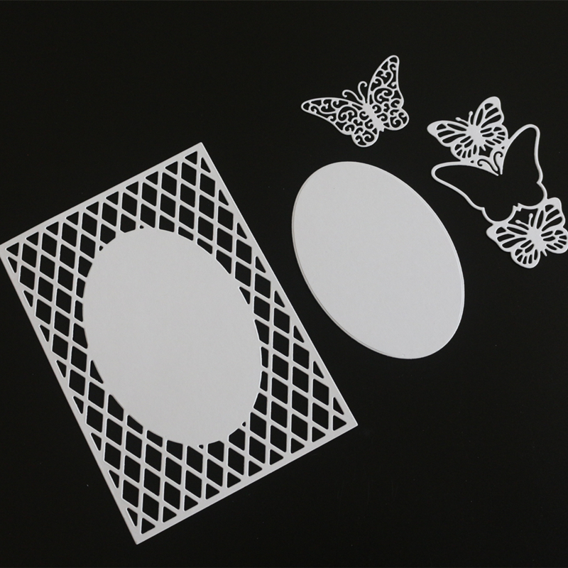 YLCD1239 Cover Metal Cutting Dies For Scrapbooking Stencils DIY Album Cards Decoration Embossing Folder Craft Die Cuts Tools New in Cutting Dies from Home Garden