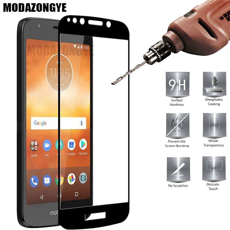 Screen Protector For Lenovo Motorola Moto E5 Plus Tempered Glass For Motorola Moto E5 E 5 E5Plus XT1924 XT1944 Protective Film