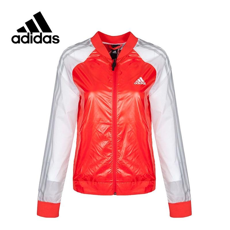 New Arrival 2017 Original Adidas Performance WB BOMBER Women's jacket Sportswear сумка спортивная adidas performance adidas performance ad094dulwp12