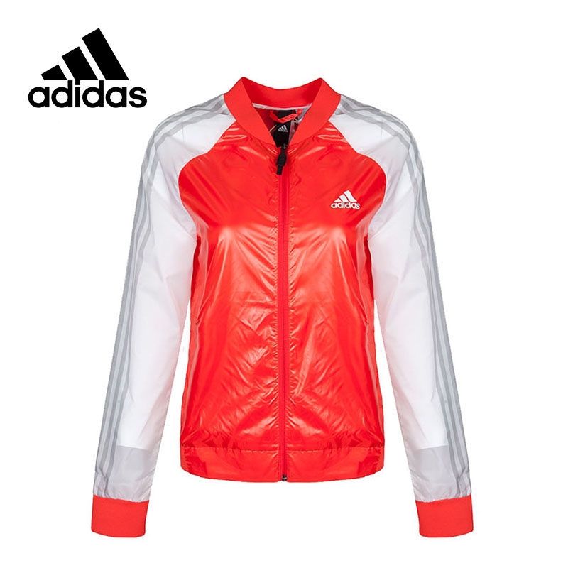 New Arrival 2018 Original Adidas Performance WB BOMBER Women's Coat Sportswear леггинсы adidas performance adidas performance ad094eguoj09