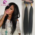 7A Brazilian Virgin Hair Clip In Extension 7Pcs/set 70g 80g 100g 120g 140g Silky Straight Clip In Human Hair Extensions