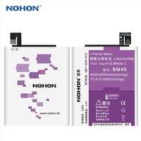 Original NOHON Battery For XiaoMi RedMi Note 3 4000 4050mAh Built In Phone High Capacity HongMi