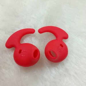 Image 4 - Silicone Cover Earbuds Earphone Case for Samsung Galaxy S7 S6 edge Plus Note 7 5 Headphone Eartip Ear Wings Hooks Cap Earhook