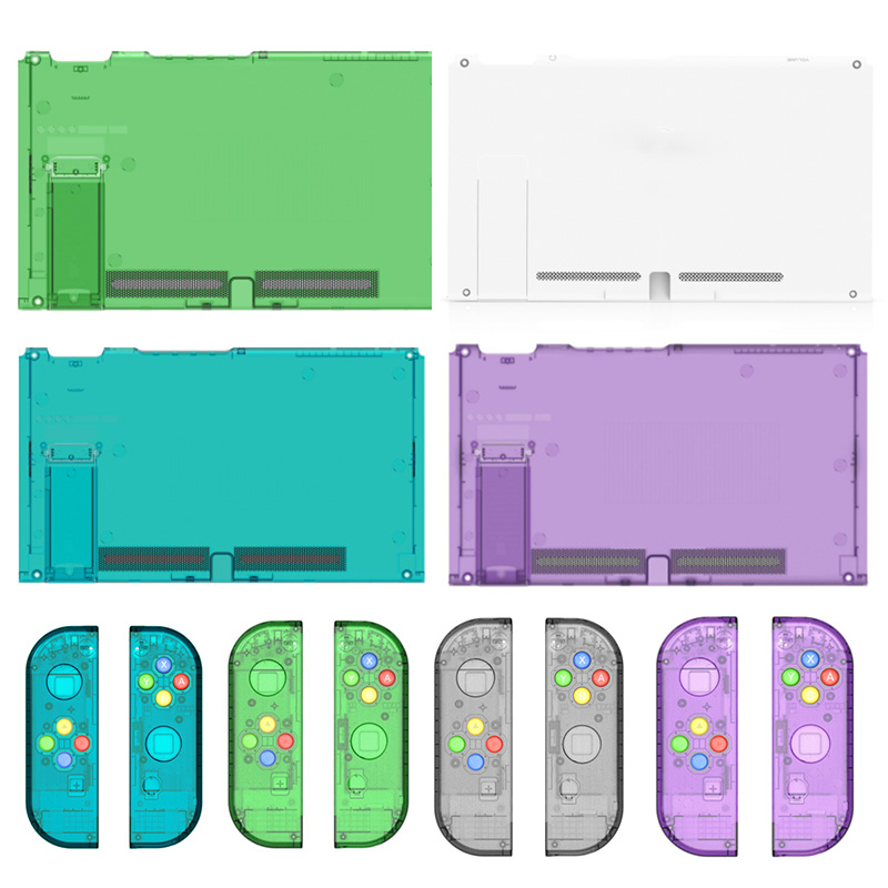 DIY Handheld Game Console Housing Case Switch NS Joy-con Controller Full Set Replacement Housing Shell Case For Nintendo Switch