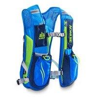 AONIJIE Outdoor Unisex Running Backpack Sports Bag Racing Marathon Hiking Fitness Bag Lightweight Hydration Hiking Vest Pack