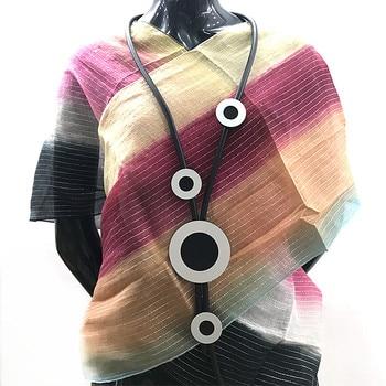 Regalos Hechos A Mano Para Ninas.Nuevo Collar Para Mujer Joyeria De Moda Collares Largos Hechos A Mano Regalos Para Ninas Collar