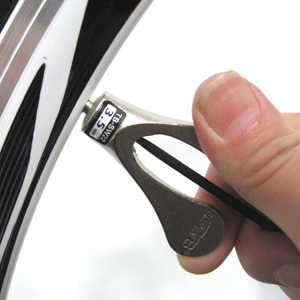 """Super B TB-SW22 גלגל אופניים אופניים דיבר מפתח ברגים כלי תיקון אופניים כלי Maintence 3.5 מ""""מ"""