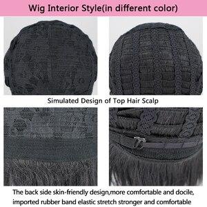 Image 5 - 【AniHut】NANAMI CHIAKI Wig Super Danganronpa Cosplay Wig Anime Cosplay Hair Synthetic Heat Resistant Women Hair