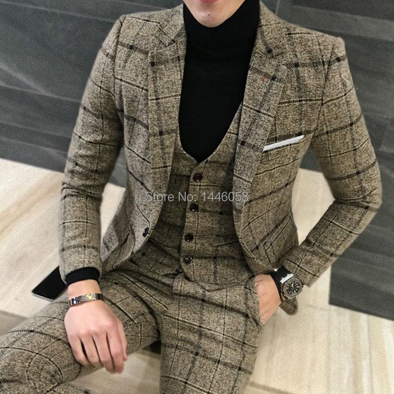 2-Piece-Suits-Men-British-Latest-Coat-Pant-Designs-Royal-Blue-Mens-Suit-Autumn-Winter-Thick