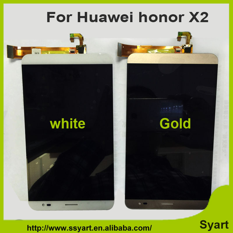 1920x1200 Relution Lcd Display screen touch Digitizer Assembly 7 0 inch LCD Repairment For Huawei Honor