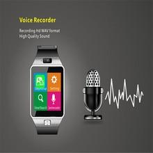 Новые Лучшая цена! 1 шт. Bluetooth Умные часы DZ09 gsm SmartWatch для Android телефон Бесплатная доставка NOM04