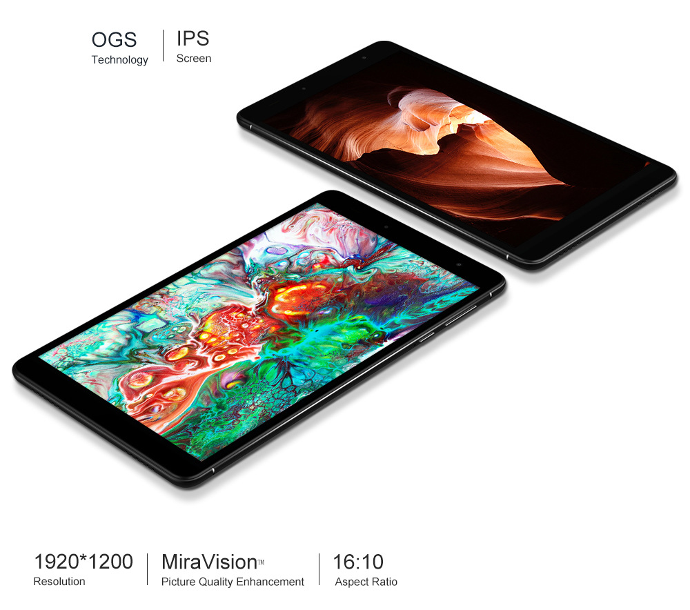 CHUWI Hi8 SE tablette PC Android 8.1 MTK8735 Quad Core 2 GB RAM 32 GB ROM double caméra double WIFI 2.4G/5G 8 pouces 1920*1200 tablettes - 3