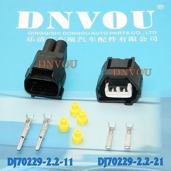 DJD7027-2.2 cigüeñal de Toyota enchufe del sensor Toyota/Reiz Lexus/Prius árbol de levas conector enchufe