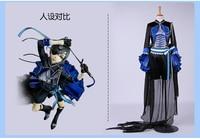 Black Butler Ciel Phantomhive Aniplex plants girl garden cosplay costume Halloween cos cloth