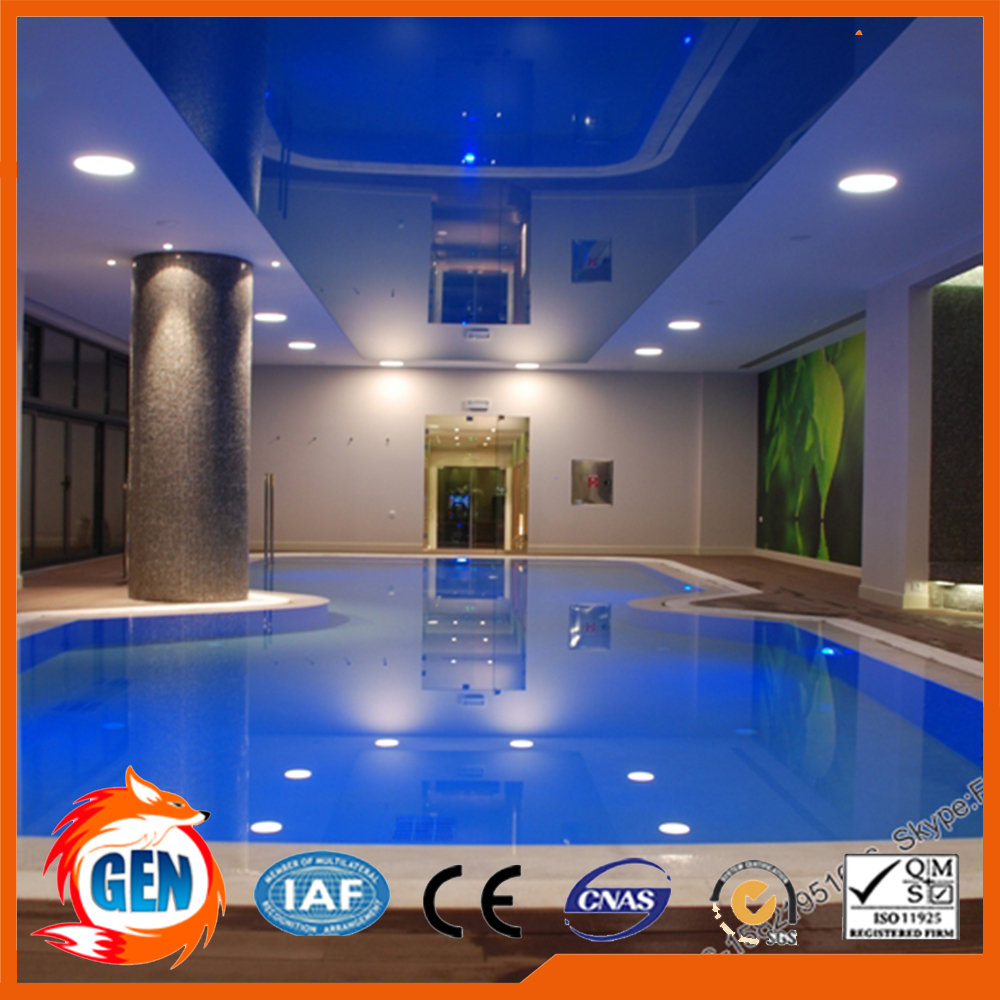 2017 pop glossy pvc stretch ceiling design for wall and ceiling ...