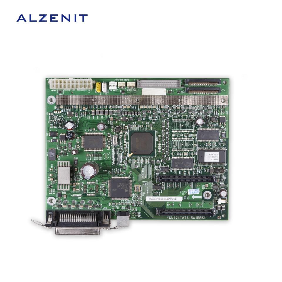 GZLSPART For HP 500 HP500 Original Used Formatter Board C7769-20369 Designjet Printer Parts On Sale gzlspart for hp 1312 mfp 1312mfp cm1312 original used formatter board cc397 60001 laser printer parts on sale
