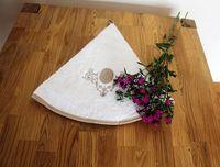 Висит протрите Мягкие плюшевые круглый купальный Кухня ручной Полотенца
