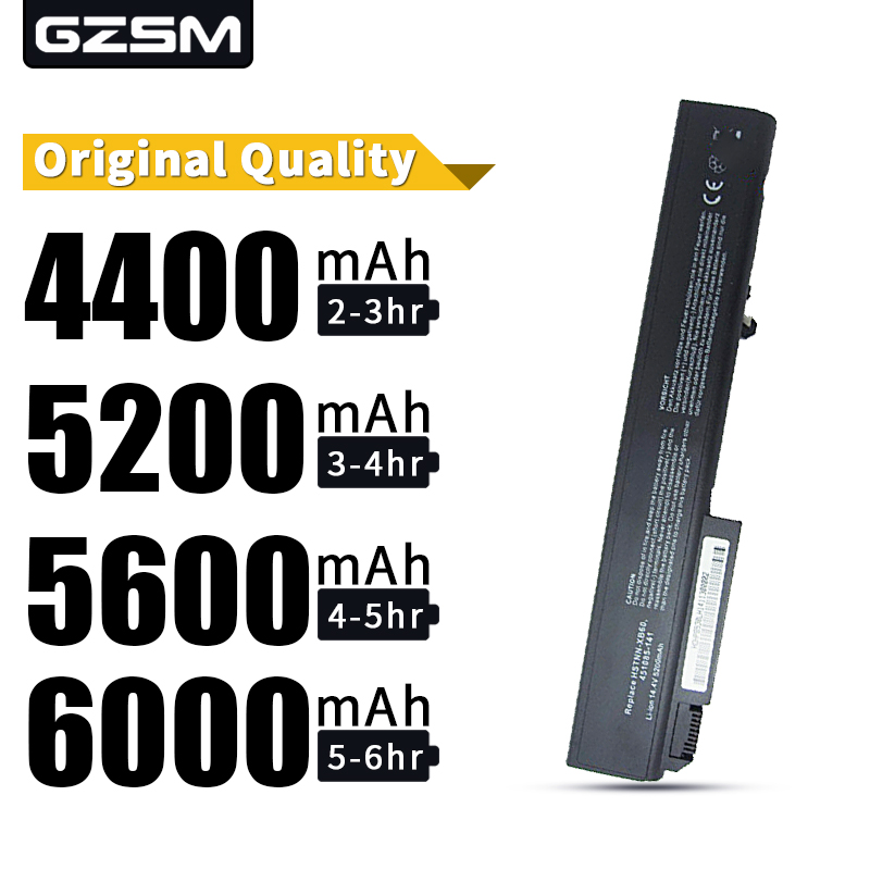 HSW Laptop Battery For HP EliteBook 8530p 8530w 8540p 8540w 8730w 8740w 6545b 484788-001 Battery 458274-421 458274-422 Battery