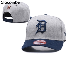 Men s Detroit Tigers Adjustable Strapback Hats Sport classic Baseball Full  Navy Hat Caps Hat Fowmen Free shipping 7958a3ad57bd
