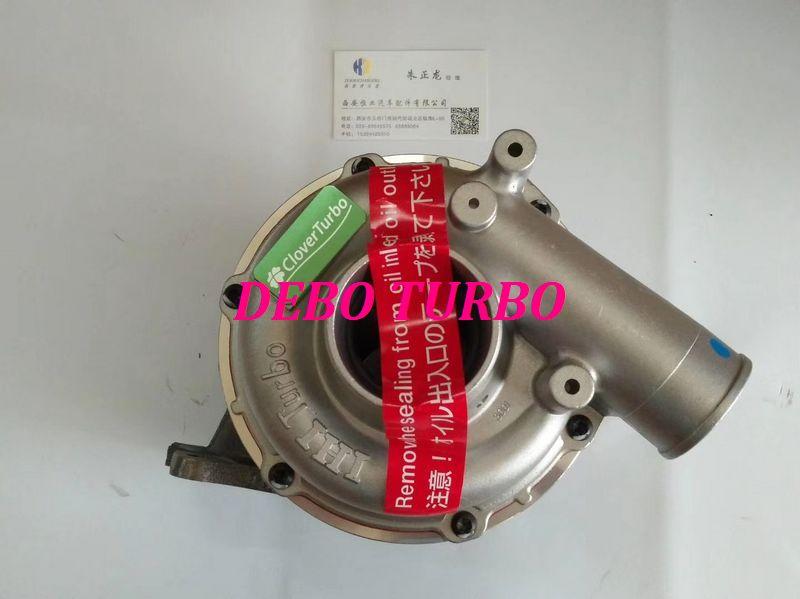 Новые оригинальные IHI RHF55 8973628390 114400 4260 HITACHI ZX230 экскаватор 4HK1 5.2L турбокомпрессора