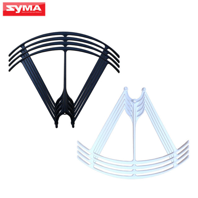 4pcs SYMA X5HC X5HW RC Drone Spare Parts 5Color Protection Frame Quadrocopter Canopies Helicopter Accessories