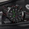 BOYZHE nowe Top marka mechaniczne męskie zegarki automatyczny zegarek biznesowy mężczyźni sport wodoodporny mężczyzna zegar armia relogios masculinos