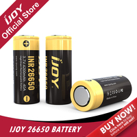 High Quality IJOY INR 26650 Battery 4200mah Capacity 3 7v 40A Rechargeable E Cigarette Battery For