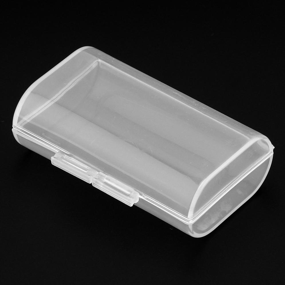 Soshine Durable Hard Plastic Battery Case Holder Storage Box for 2pcs AA Battery