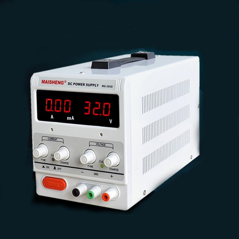 Precision 30V 5A Variable DC Dual Digital Power Supply 110V /  220V Clip Cable Lab GradePrecision 30V 5A Variable DC Dual Digital Power Supply 110V /  220V Clip Cable Lab Grade