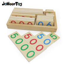 Buy online JaheerToy Math Toys Montessori Teaching Aids Educational toys for Children Thousands Hundreds Ten Single Digit Digital Cognition