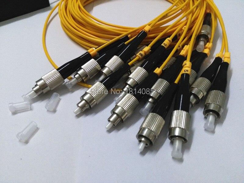 Forró eladás Száloptikai PLC1X16 szálas elosztó FU / UPC PLC - Kommunikációs berendezések - Fénykép 4