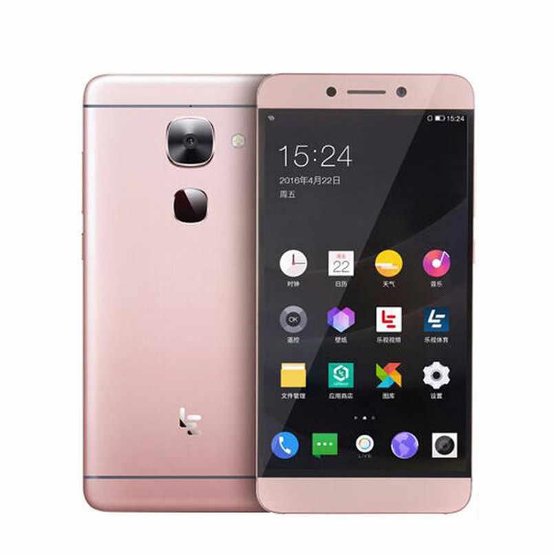 """Letv LeEco Le 2 X520 Android Smartphone 5.5 """"1920x1080 3GB 32GB Snapdragon 652 Octa Core 16MP di Impronte Digitali ID 4G Del Telefono Mobile"""